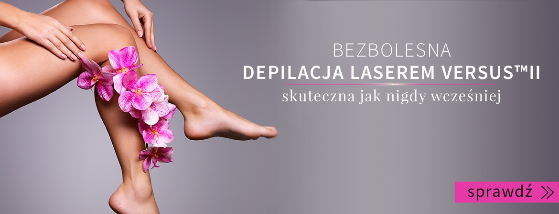 depilacja laserem versus TM II beautyQuality